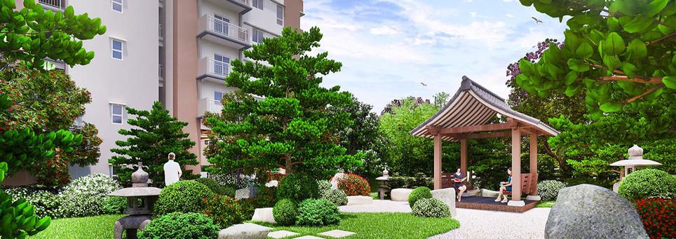 Kai Garden Residences Landscaped Gardens