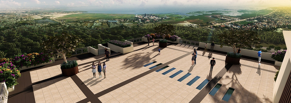 Alder Residences Sky promenade