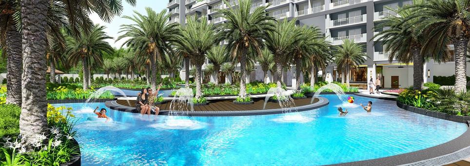 Sonora Garden Residences Kiddie Pool
