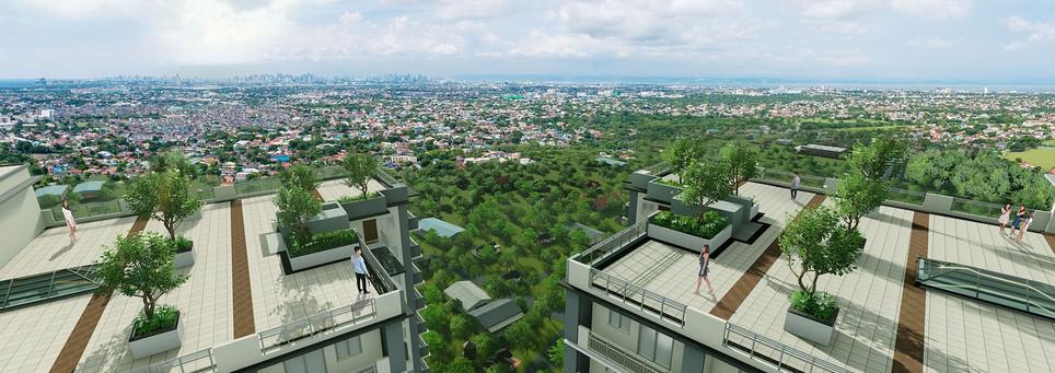 Sonora Garden Residences Sky Promenade