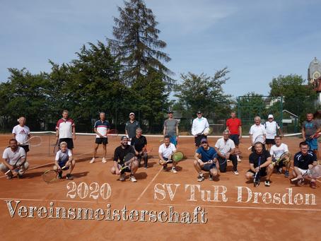 Jahresabschluss der Tennissaison - unsere Clubturniere