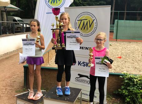 Tennis: TuR - Nachwuchs mit sehr erfolgreichem Ostsee-Wochenende