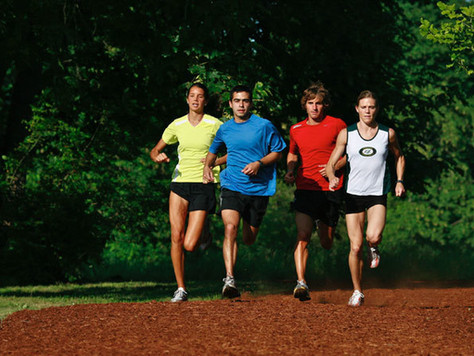Our Running and Walking Groups