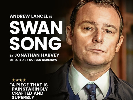 ONE-MAN COMEDY BY JONATHAN HARVEY TO GO ON NORTHERN TOUR IN JULY