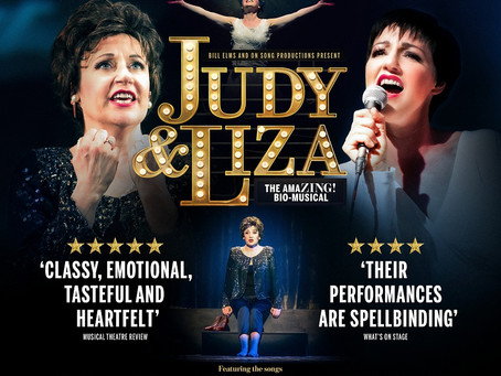 JUDY & LIZA TO ENTERTAIN NORTH WEST AUDIENCES AS PART OF NEW UK TOUR