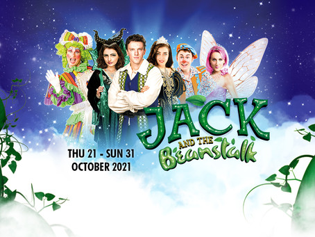 JACK AND THE BEANSTALK IS LIVE ON STAGE!