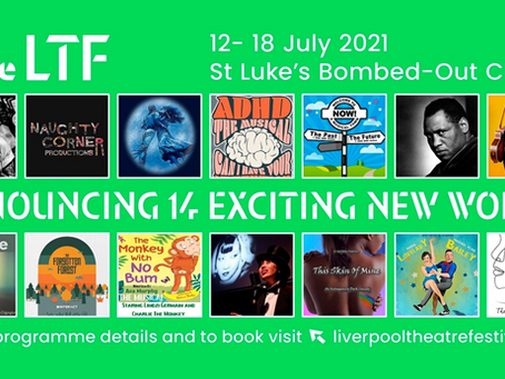 LITTLE LTF PROGRAMME REVEALS14 EXCITING NEW WORKS FOROUTDOOR SUMMER FESTIVAL