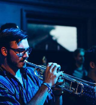 Alex Suckling (trumpet)