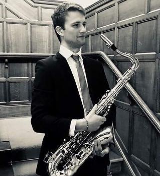 Luke Bainbridge (sax)