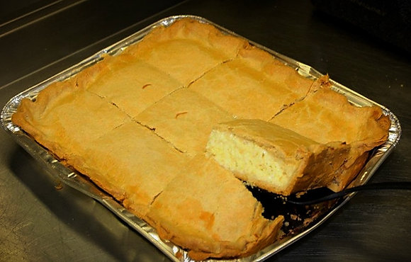 Our Traditional Cheese & Onion Pie