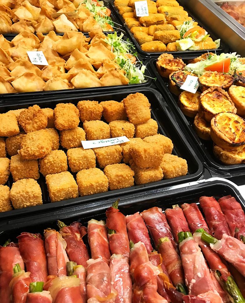 The Gala Buffet