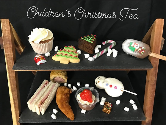 Children's Christmas Afternoon Tea