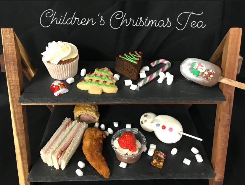 Childrens Christmas Tea