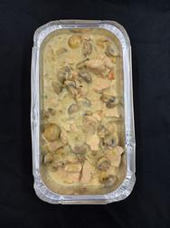 Chicken & Mushroom Family Pie
