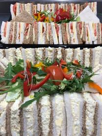 Simply Sandwich Buffet
