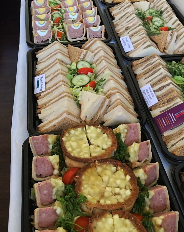 The Party in Style Buffet