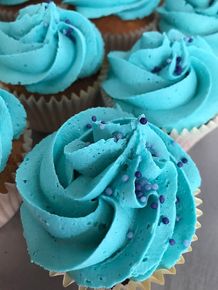 Classic Cupcake Selection