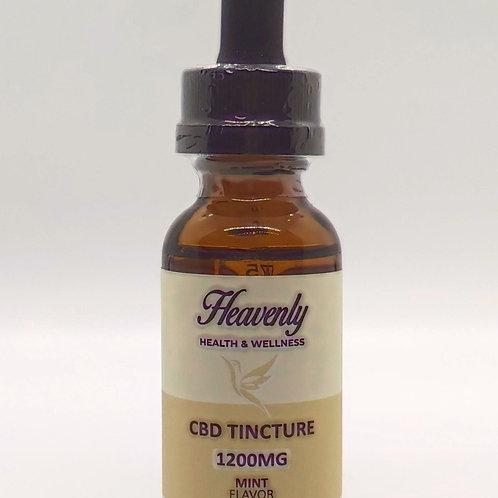 1200mg- Mint CBD Oil