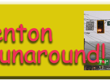 Water Board, Things to Do, Places to Go: It's THE TRENTON RUNAROUND!