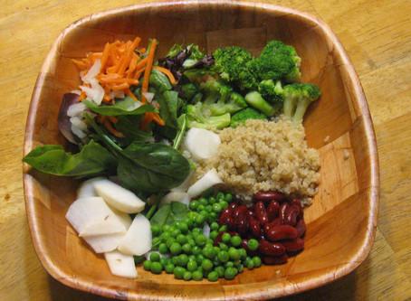 Chef Guevara's Beautiful Begging Bowl