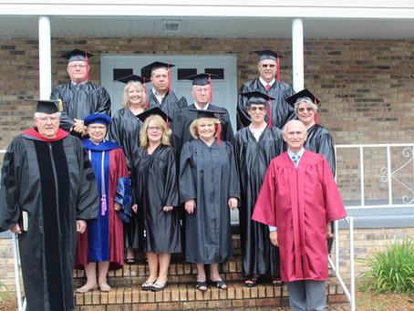 Edgewood Baptist Shows Off Theology Grads