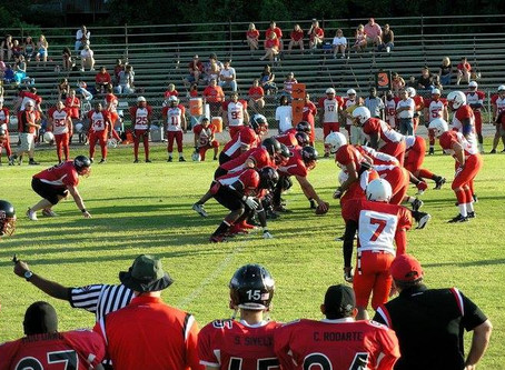 Semi-Pro Wolverines Football Comes to Trenton--Time to Sign Up!
