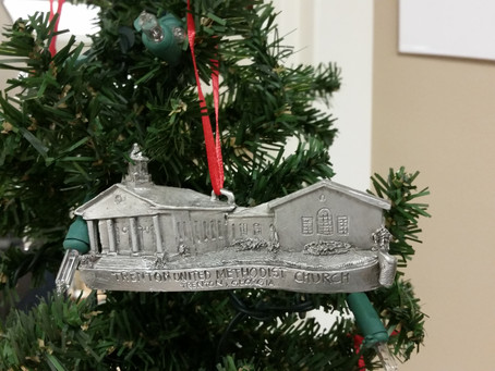 That Time Again: Get Our Nifty New Trenton UMC Tree Ornament