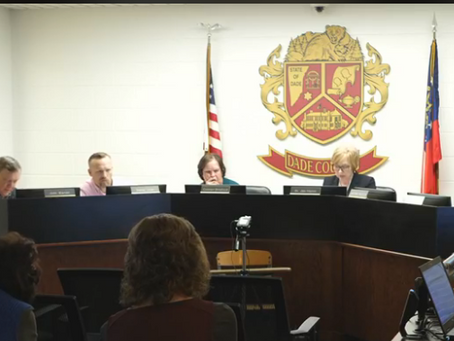 Dade Board of Education Personnel List May 18