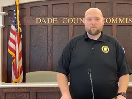 Sgt. Chad Reports: Boy Strikes Preacher in Rising Fawn