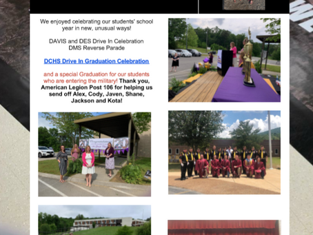 Superintendent's Message June 5, 2020