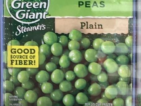 Fifth Saturday Tidbit: Peas in Pods