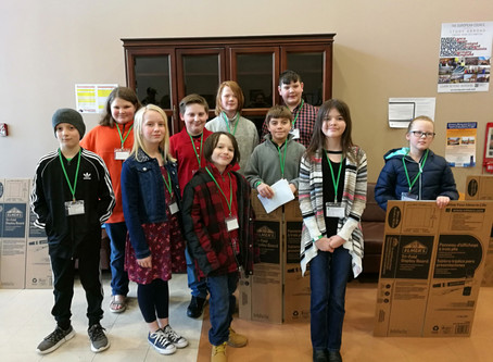 Dogs I Have Groomed, Bugs I Have Eaten: Dade 4-H Shines at Rome Competition