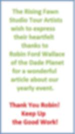 Studio Tour Dade Planet Ad Thanks (1)_ed
