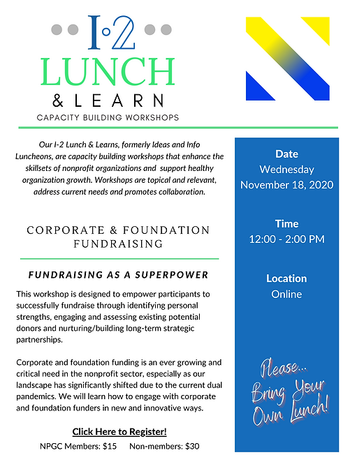 I2 Lunch & Learn Flyer 11.18.20 FINAL.pn