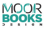 MoorBooks Design Logo