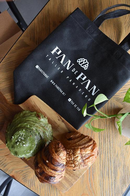 Bolsa Negra Ecológica Pan de Pan