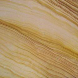 Wood Grain Yellow Sandstone