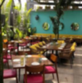 terraza cau cau restaurante fusion peruana mexicana san pedro garza garcia mexico