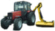 cutter tractor