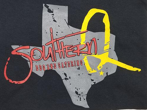 Southern Q Black T-Shirt