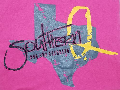 Southern Q Pink T-Shirt