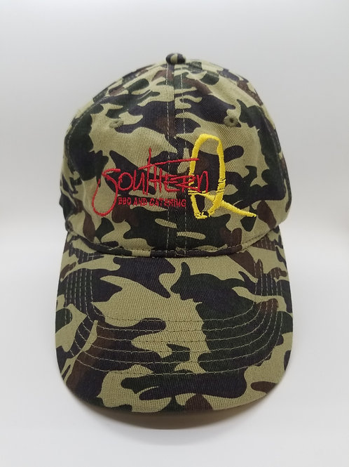 Southern Q Camouflage Cap