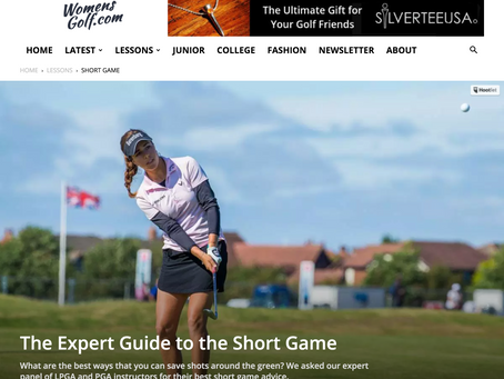 """Your """"Short Game Guide"""" is Officially Here! [WomensGolf.com]"""