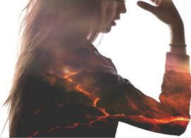 איך לשחרר כאבים פיסיים בעזרת התמקדות עם מגע?