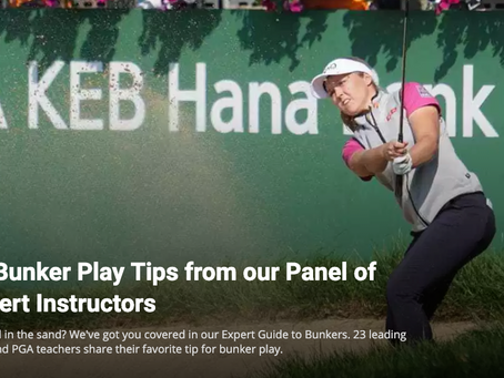 Want to be super savvy out of the sand? [WomensGolf.com]