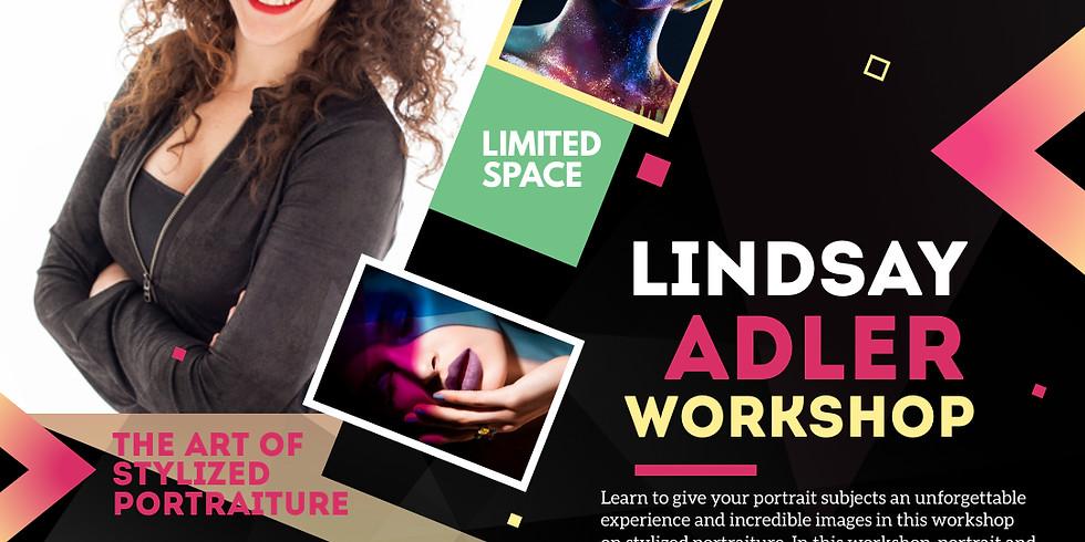 Lindsay Adler: Stylized Portraiture Workshop
