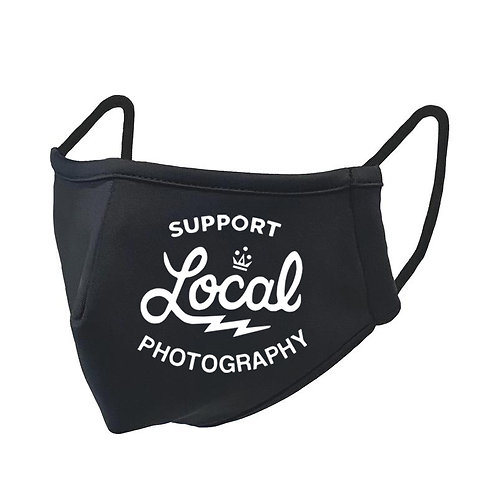 Support Local Photography Mask