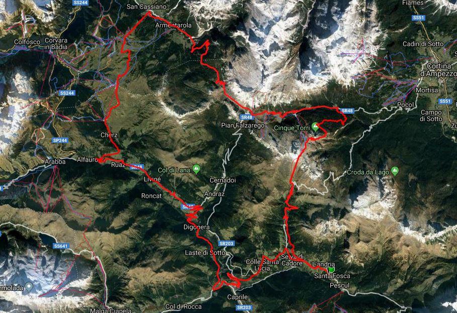 Giro della Grande Guerra Km. 72,110.JPG