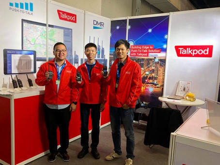 PMR Expo 2017 Talkpod America