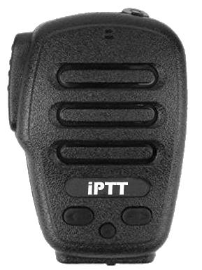 iPTT.us Bluetooth Two Way Radio Shoulder Microphone